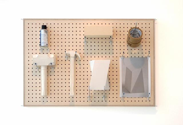 , 'Objetos En Pausa.,' 2013, Galería de la Oficina