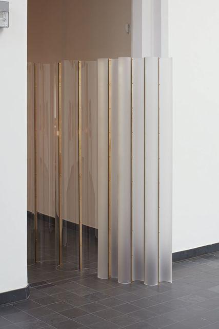 , 'I stand like a mirror before you,' 2015, kurimanzutto