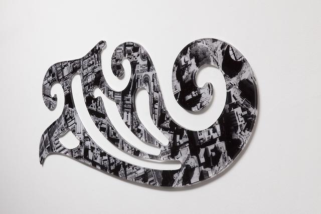 , 'Curva Francesa,' 2014, Carbono Galeria
