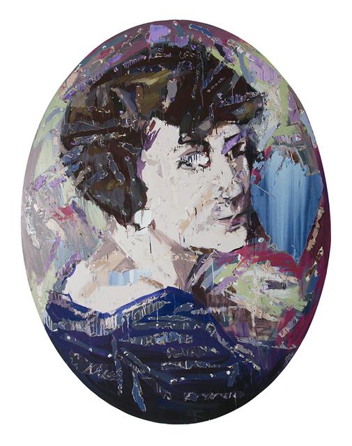 , 'Nezihe Muhiddin,' 2014, Zilberman Gallery