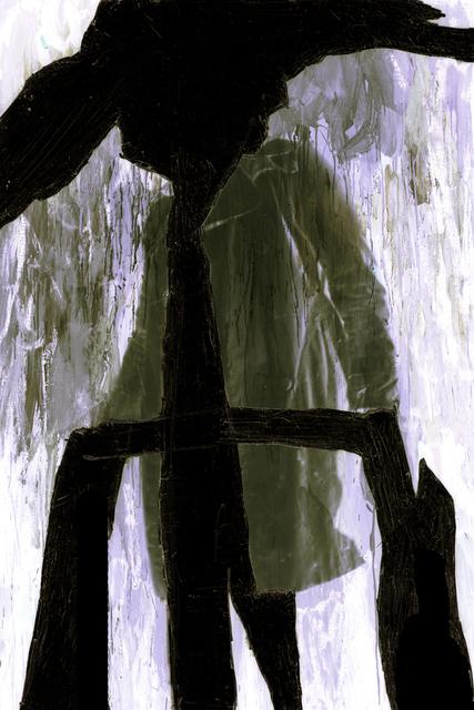 , 'Autoportrait recyclé #15,' 2011, Galerie Christophe Gaillard