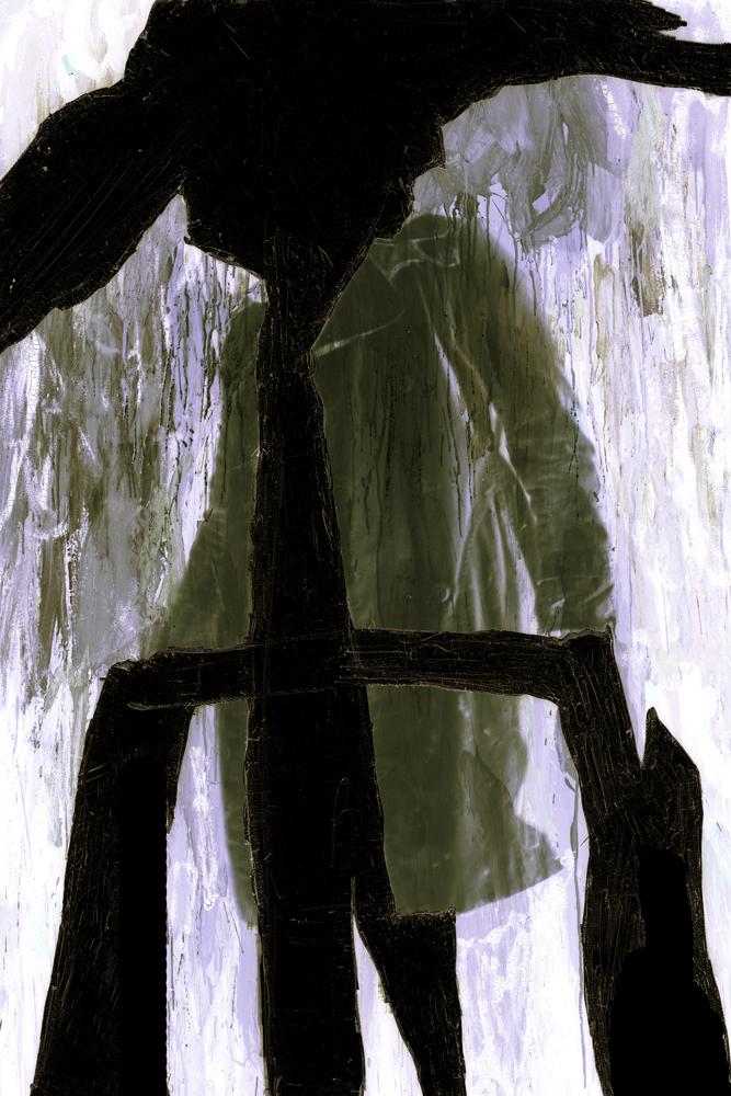 Thibault Hazelzet, 'Autoportrait recyclé #15,' 2011, Galerie Christophe Gaillard