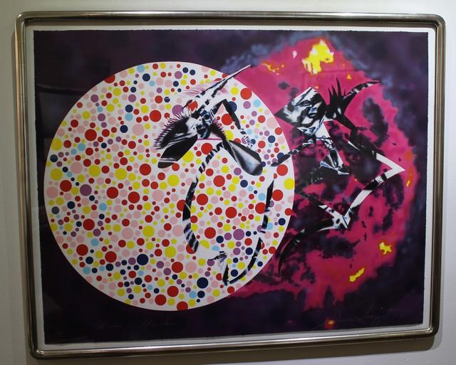 James Rosenquist, 'Woman in the Sun', 1991, Hal Katzen Gallery
