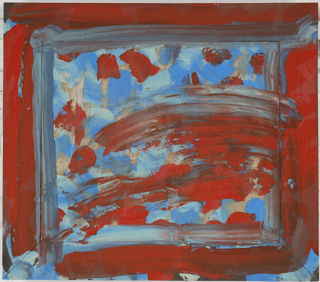 , 'Flowers,' 2011, Gagosian