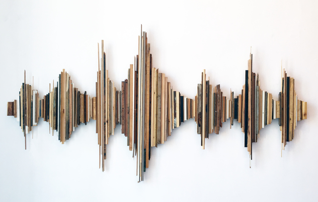 , 'Sound Ocean Wood,' 2015, Zemack Contemporary Art