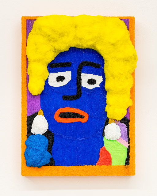 , 'Pat the Butcher,' 2018, Annka Kultys Gallery