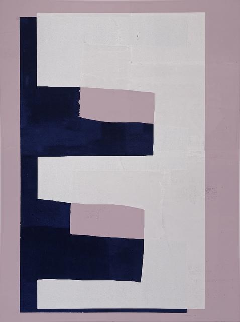 Linus Bill and Adrien Horni, 'Gemälde, p. 215', 2016, Wilde | Geneva, Switzerland