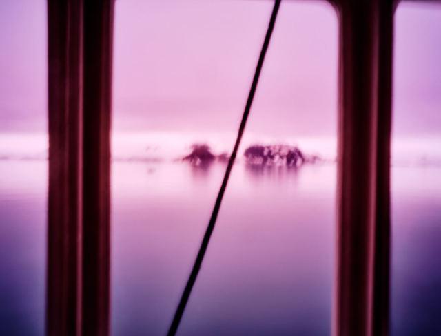 , 'Maximum Twilight, Antarctica,' 2020, Von Lintel Gallery