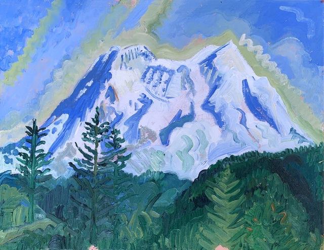 , 'Mount Rainier,' 2019, 1969 Gallery