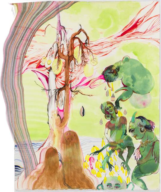 , 'The gene was his mule,' 2014, Ota Fine Arts