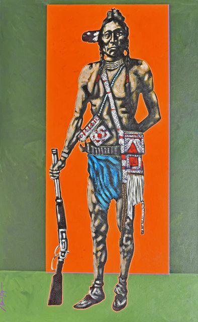 ", '""Blackfoot"",' 2018, Bonner David Galleries"