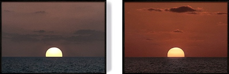 Diptych from The End [Action #1]