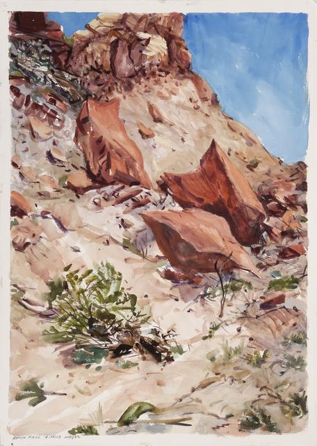 , 'Rock Fall,' 2013, Bruno David Gallery