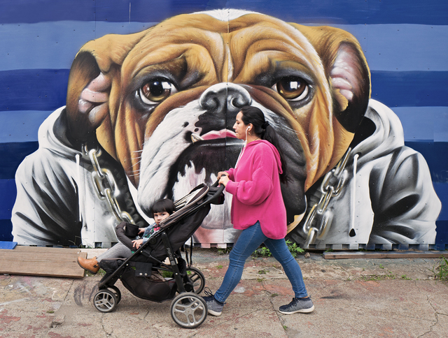 , 'Baby Carriage & Tongue, Bushwick,' , Soho Photo Gallery