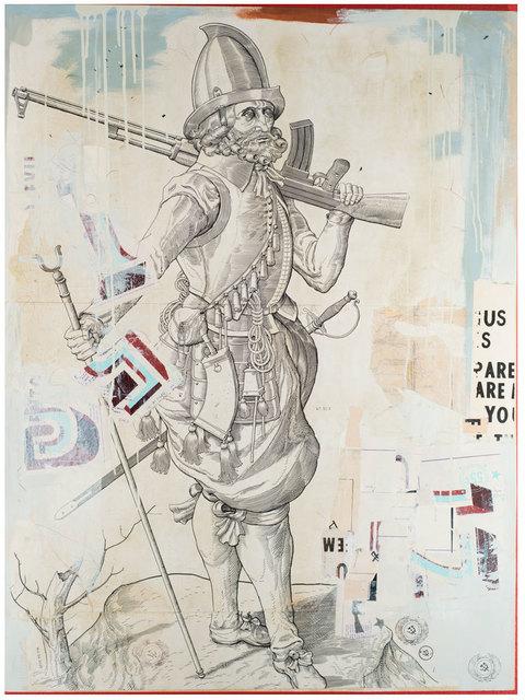 , 'Modern Warfare,' 2015, Black Book Gallery