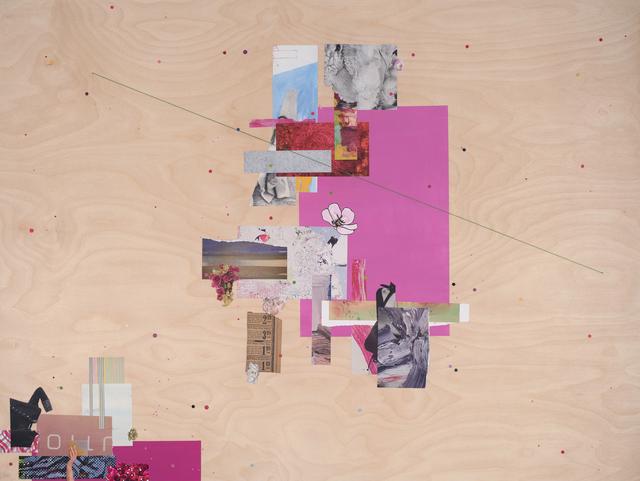 , 'Fluorescent Pink (Minter),' 2019, Garis & Hahn
