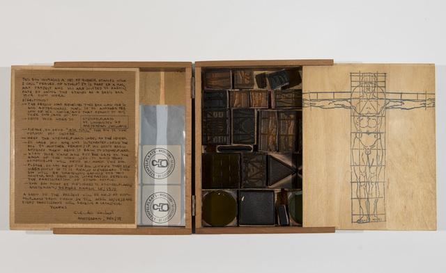 , 'Pieces of Myself,' 1978-1979, GALERÍA JOSÉ DE LA MANO