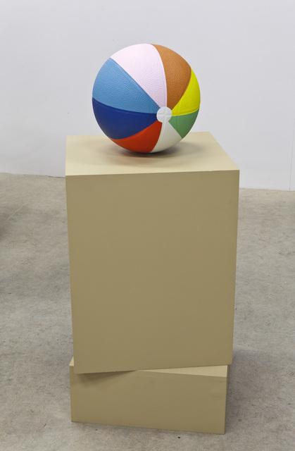 , 'Beachball,' 2010, MKG127