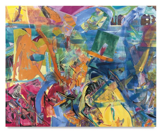 , 'West Drift,' 2016, Miles McEnery Gallery