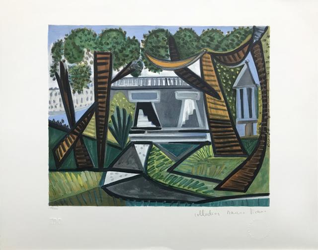 Pablo Picasso, 'LE VERTE GALANT', 1979-1982, Gallery Art