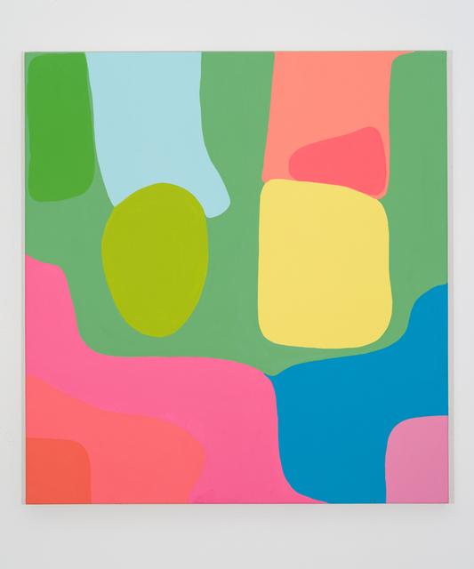 , 'Standing, Seeking,' 2017, Galerie Antoine Ertaskiran