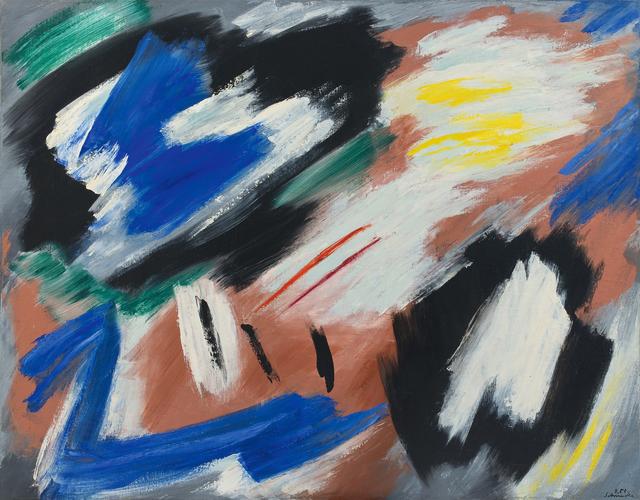 , 'Opus 50B,' 1953, Galerie Diane de Polignac & Chazournes