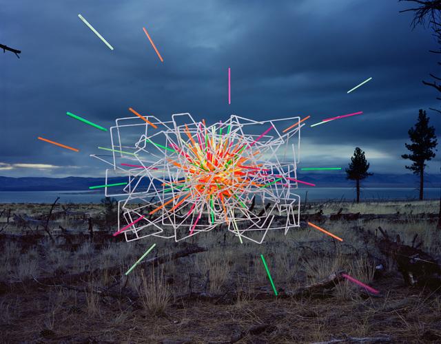 , 'Straws no. 4, Mono Lake, California,' 2015, photo-eye Gallery