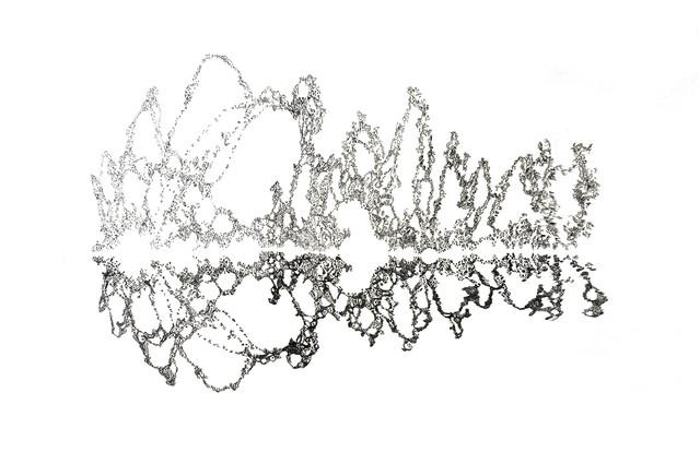 , 'Hemisphären,' 2013, Galerie Judith Andreae