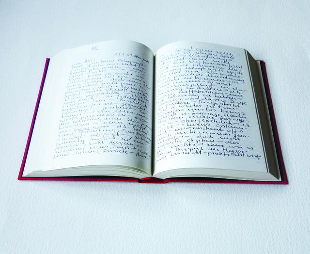 , 'Briefe aus New York 1966 – 68 an zu Hause, Stuttgart, Cantz Verlag,' 1997, L'Arengario Studio Bibliografico