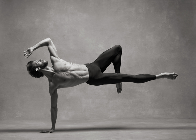 , 'James Whiteside, Principal, American Ballet Theatre,' 2015, Holden Luntz Gallery