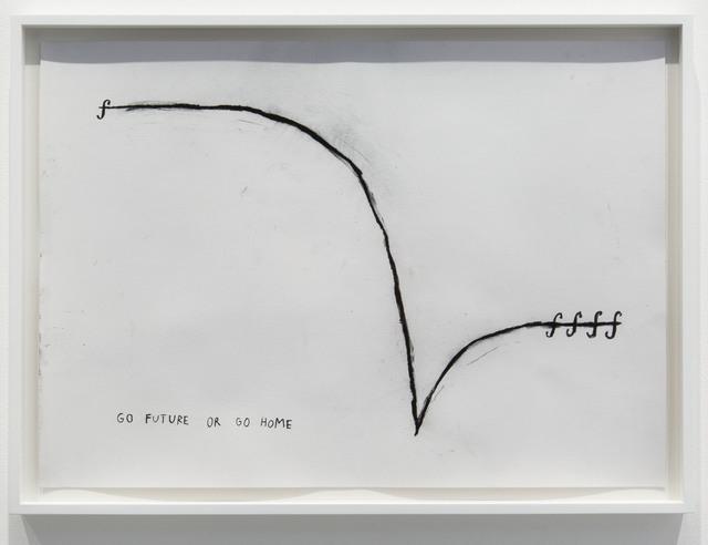 , 'Go Future or Go Home,' 2015, Carroll / Fletcher