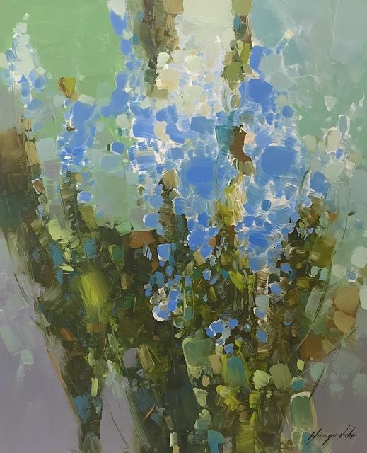 Vahe Yeremyan, 'Lavenders', 2019, Vayer Art