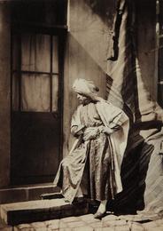 Self-Portrait in Orientalist Costume