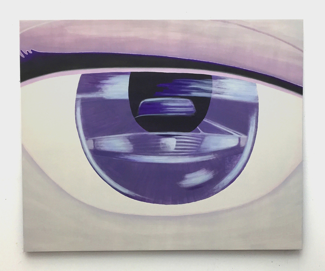 , 'Eyeball,' 2016, Emily Kiacz