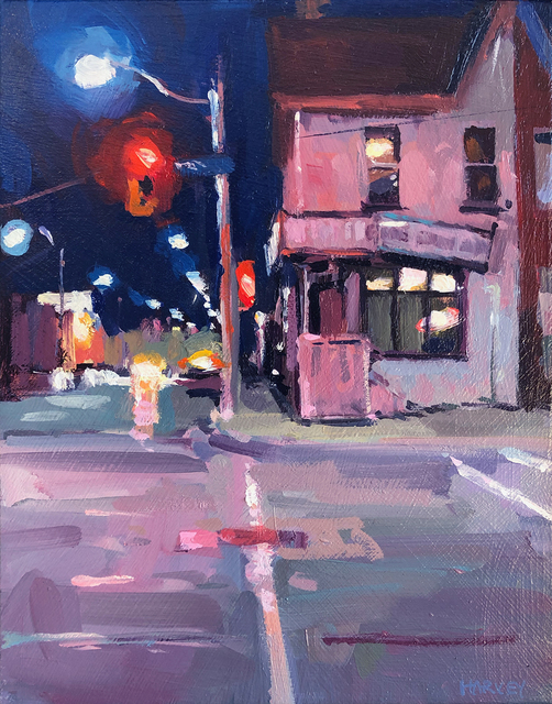 , 'Eastern and Carlaw,' 2019, Abbozzo Gallery