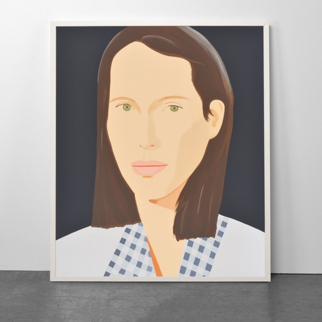 Alex Katz, 'Christy ', 2013, Weng Contemporary