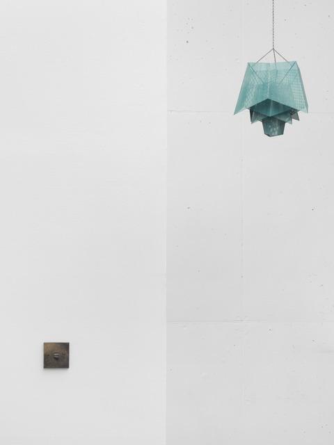 , 'Dead Star (metal palms),' 2015, Galerie Eva Presenhuber
