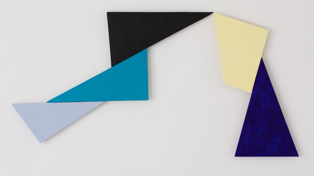 , '2-Polarity,' 2013, Berry Campbell Gallery
