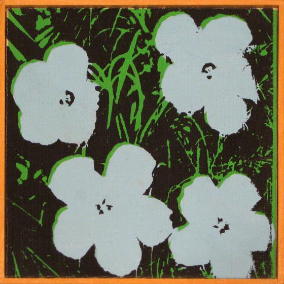 Richard Pettibone, 'Warhol Flowers 1964', 1970, Collectors Contemporary