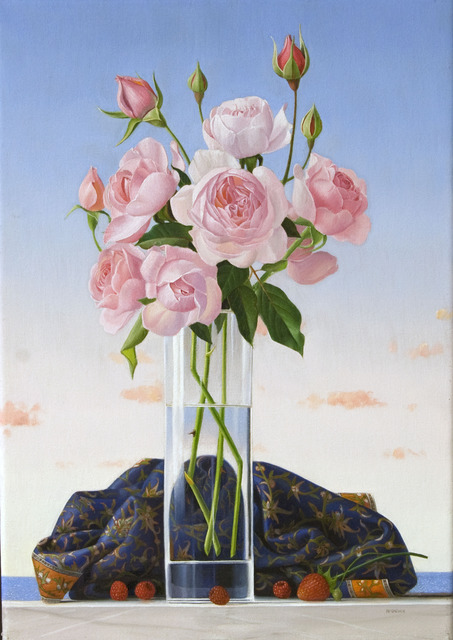 , 'Seaside Roses, Week #13,' 2011, Clark Gallery