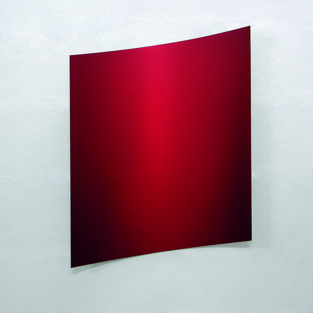 , 'Untitled (red),' 2002, Renate Bender
