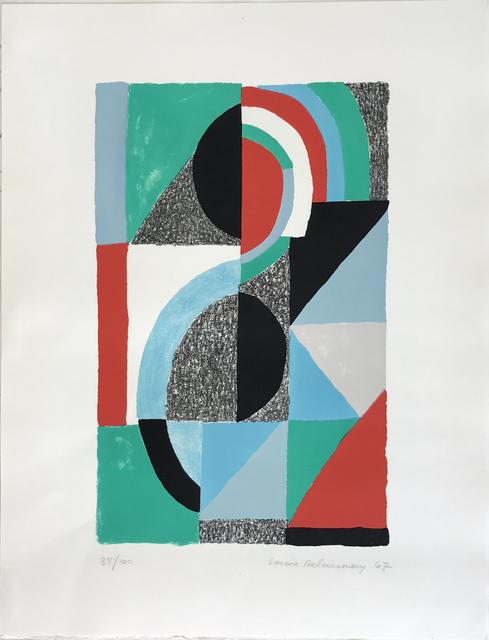 , 'Oriflamme 1967,' 1967, Fairhead Fine Art Limited