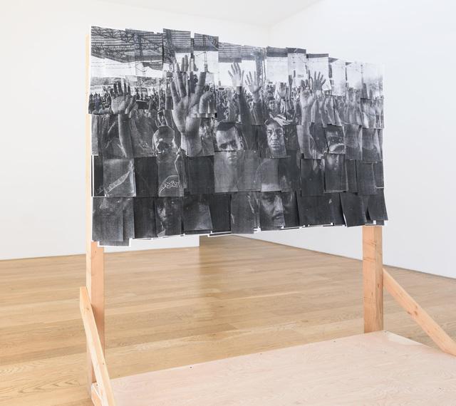 , 'Last Kiosk,' 2017, Samuel Freeman