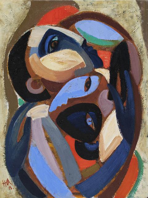 , 'The reunion,' 2015, Johans Borman Fine Art