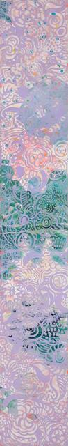 , 'Wallpaper B, Purple Lace Waterscape,' 2017, Newzones