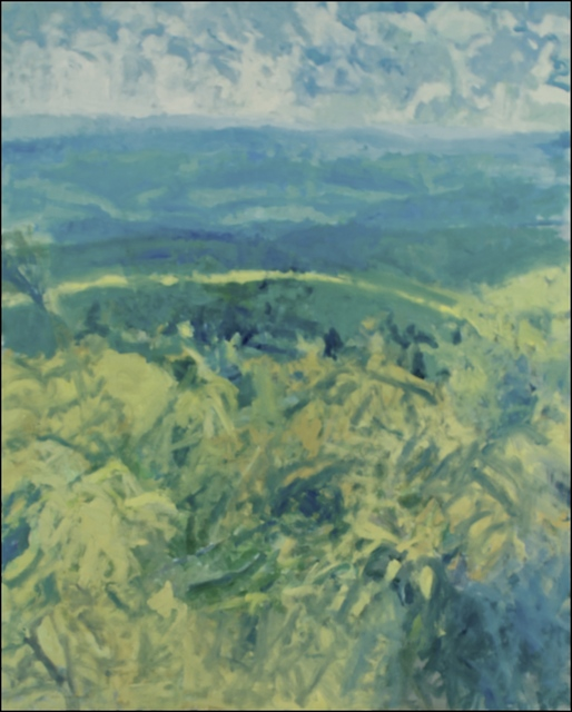 , 'Bending Light across the Rockfish,' 2018, Les Yeux du Monde Gallery