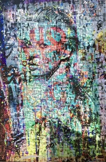 , 'Kate Moss,' 2017, Denis Bloch Fine Art