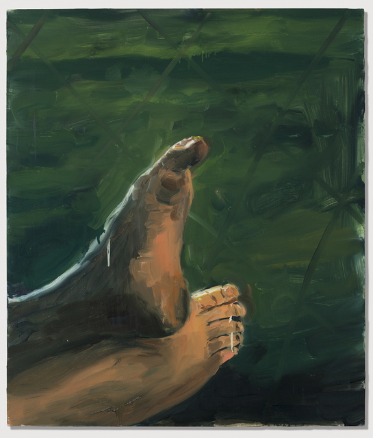 , 'Feet,' 2014, David Risley Gallery