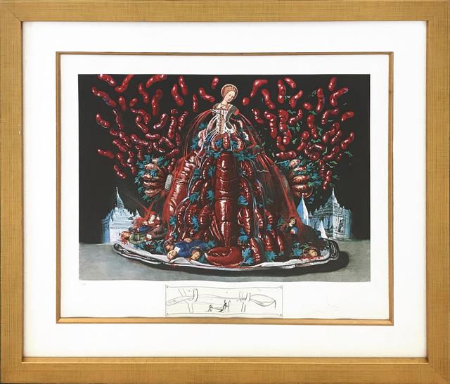 Salvador Dalí, 'LES CANIBALISMES DE L'AUTOMNE', 1971, Gallery Art