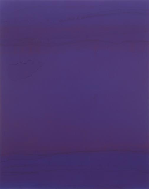 , 'Breathing Light - Purple and Violet,' 2018, Taguchi Fine Art